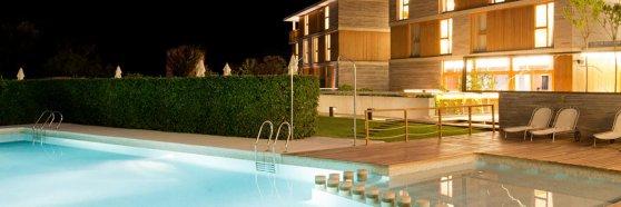 Escápate al Pirineo Aragonés en hotel 4* con desayunos y Spa