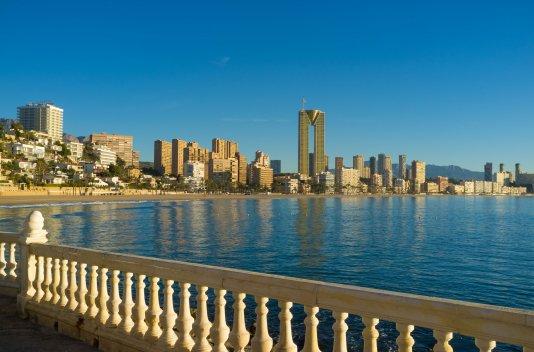 Hoteles En Benidorm Pension Completa